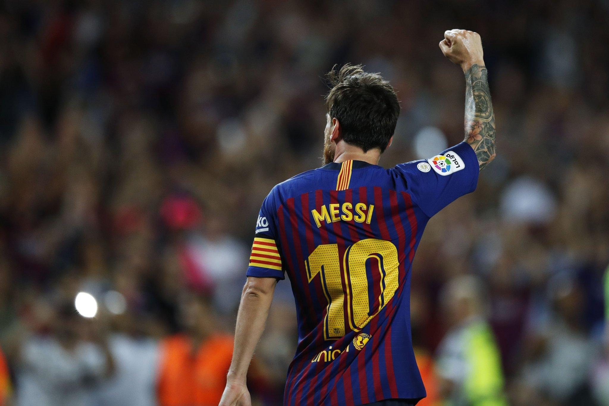 Капитанът на Барселона Лионел Меси ще получи орден