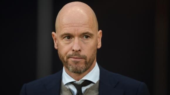 Треньорът на Аякс Ерик Тен Хаг не скри задоволството си
