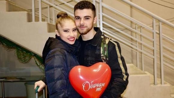 Обяснение в любов получи гимнастичката Ерика Зафирова само няколко дни