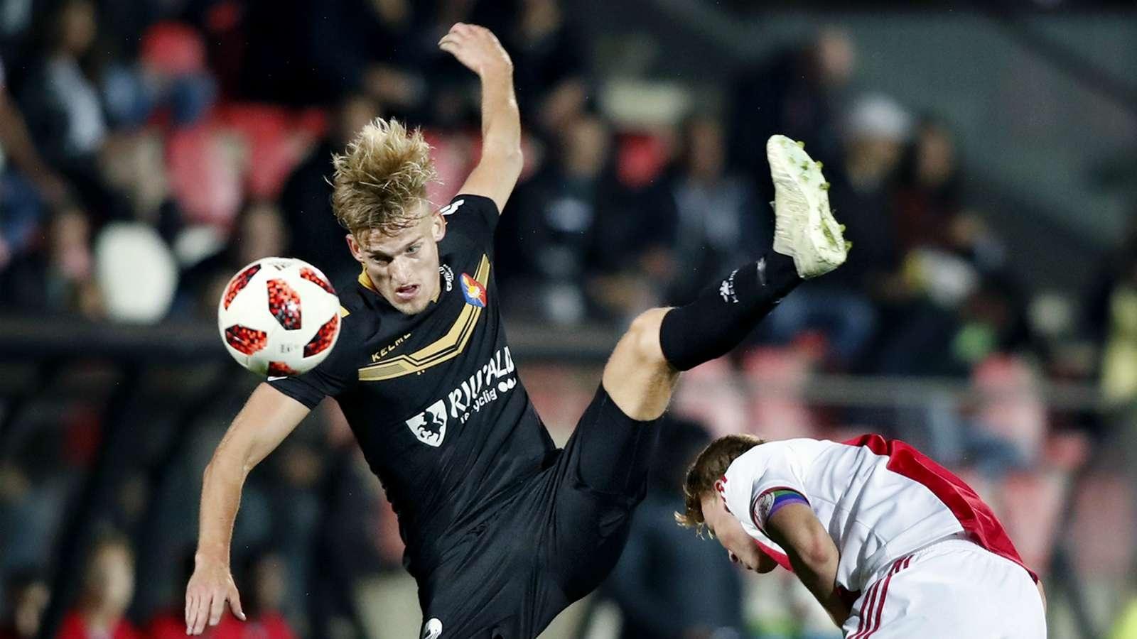 Холандският футболист Жорди ван дер Лаан се раздели с Телстар,