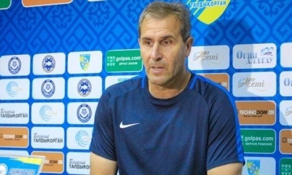 Бившият наставник на Иртиш Димитър Димитров, коментира пред sports.kz скандалната
