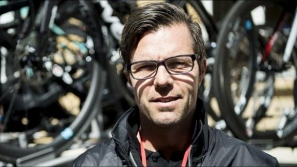 Бившият германски колоездач Данило Хондо, който в момента е треньор