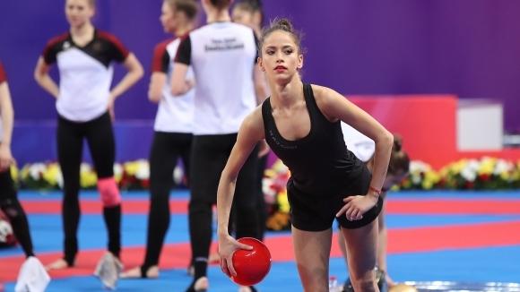 Националният отбор по художествена гимнастика замина за Европейското първенство в