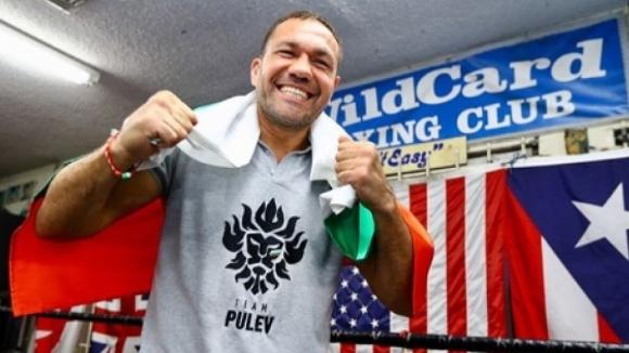 Спортната комисия на щата Калифорния се произнесе срещу българския боксьор