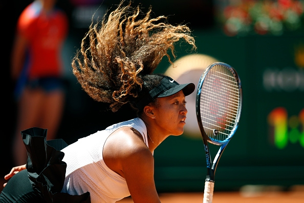 Водачката в световната ранглиста по тенис Наоми Осака (Япония) стартира