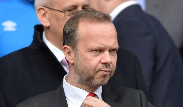 Изпълнителният вицепрезидент на Манчестър Юнайтед Ед Уудуърд даде да се