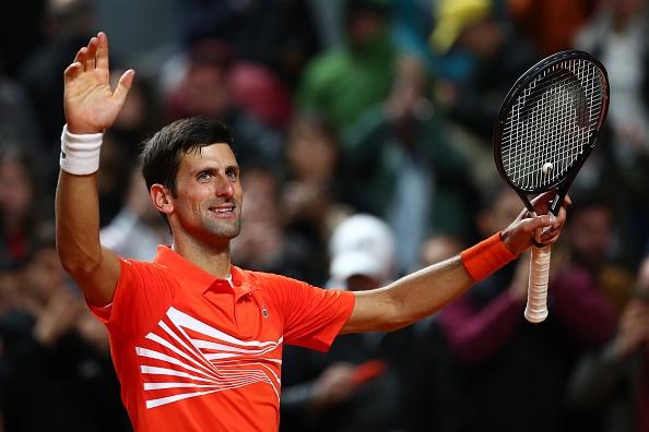 Водачът в световната ранглиста Новак Джокович постигна лесна победа с