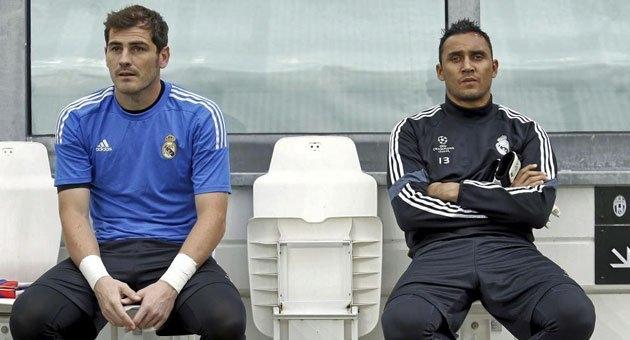 Вратарят на Реал Мадрид Кейлор Навас е близо до трансфер