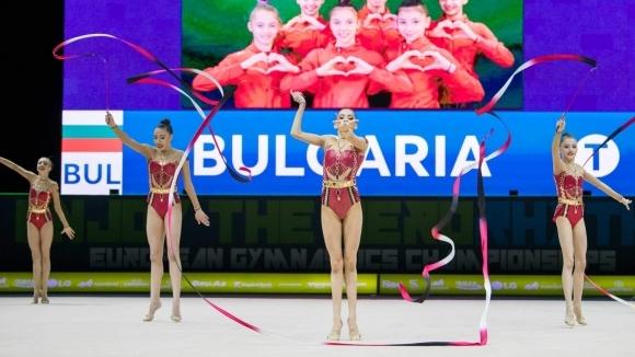 Националният ансамбъл на България за девойки остана на 12-о място