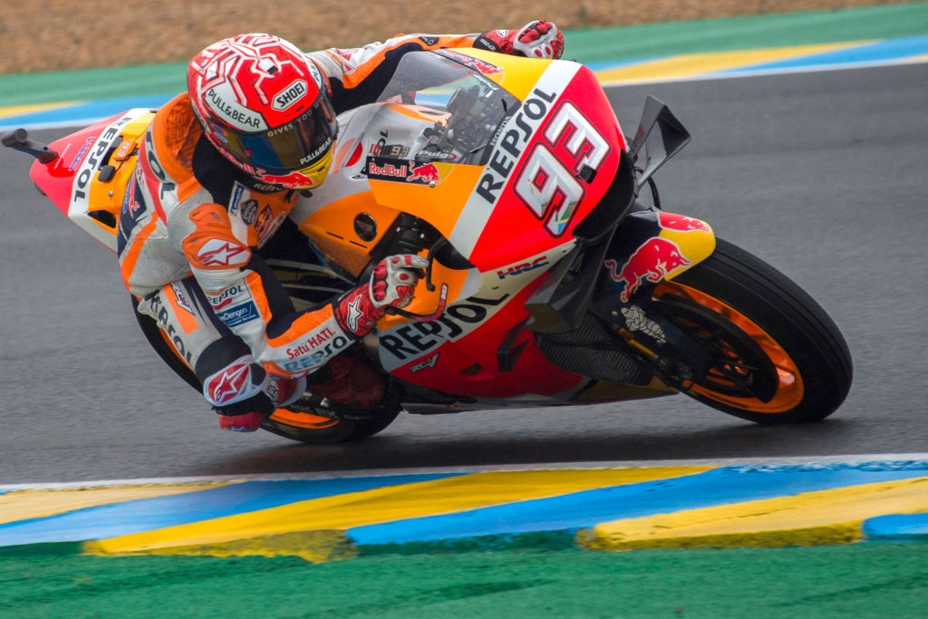 Марк Маркес стартира от полпозишън за Гран При на Франция