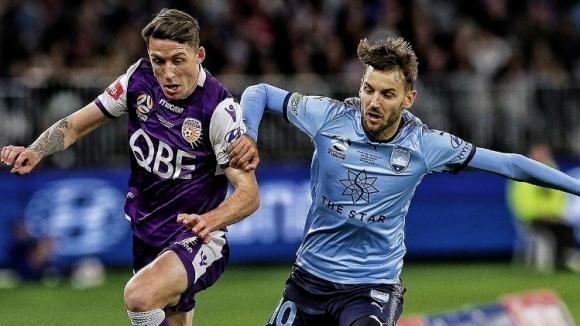 ФК Сидни спечели за четвърти път в историята си титлата