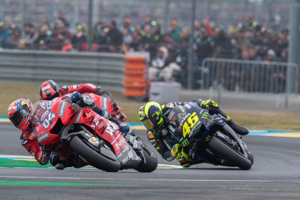 Пилотът на Ducati Андреа Довициозо се радва, че отборът му