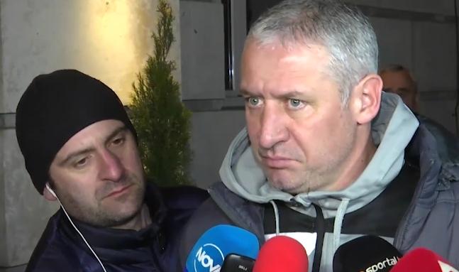 Помощник-треньорът на Славия Мартин Кушев говори след мача с Етър