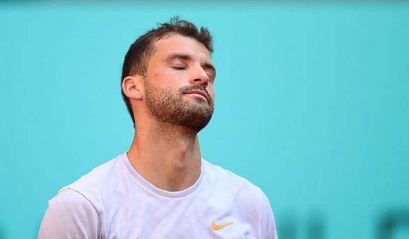 Най-силният ни тенисист Григор Димитров ще изиграе днес мача си