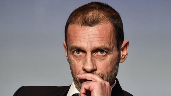 Президентът на УЕФА Александър Чеферин коментира непряко ситуацията с разследването