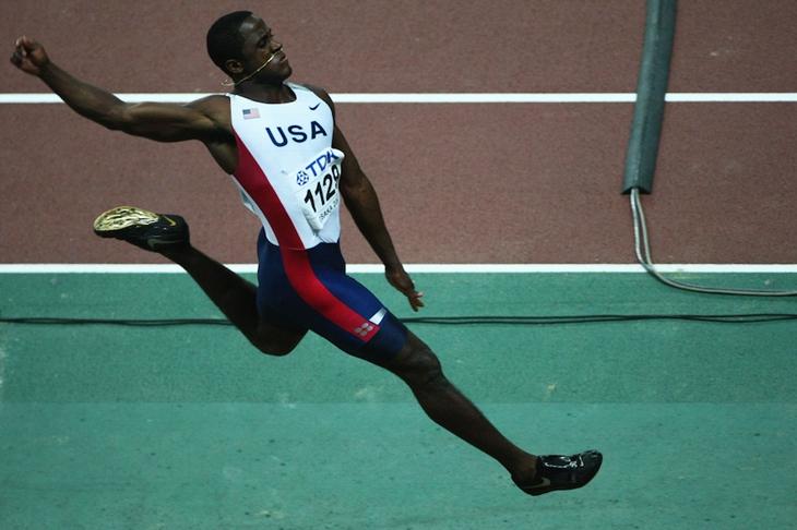 Американецът Дуайт Филипс е поредната голяма звезда на световната атлетика,
