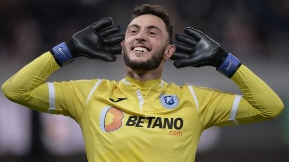 ЦСКА-София иска да привлече в редиците си италианския вратар на