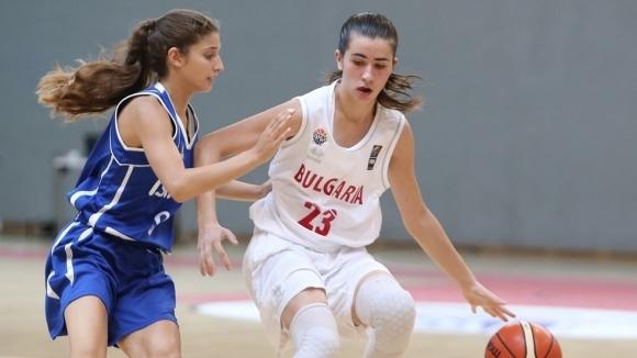 16 момичета ще започнат подготовка за Европейското първенство за девойки