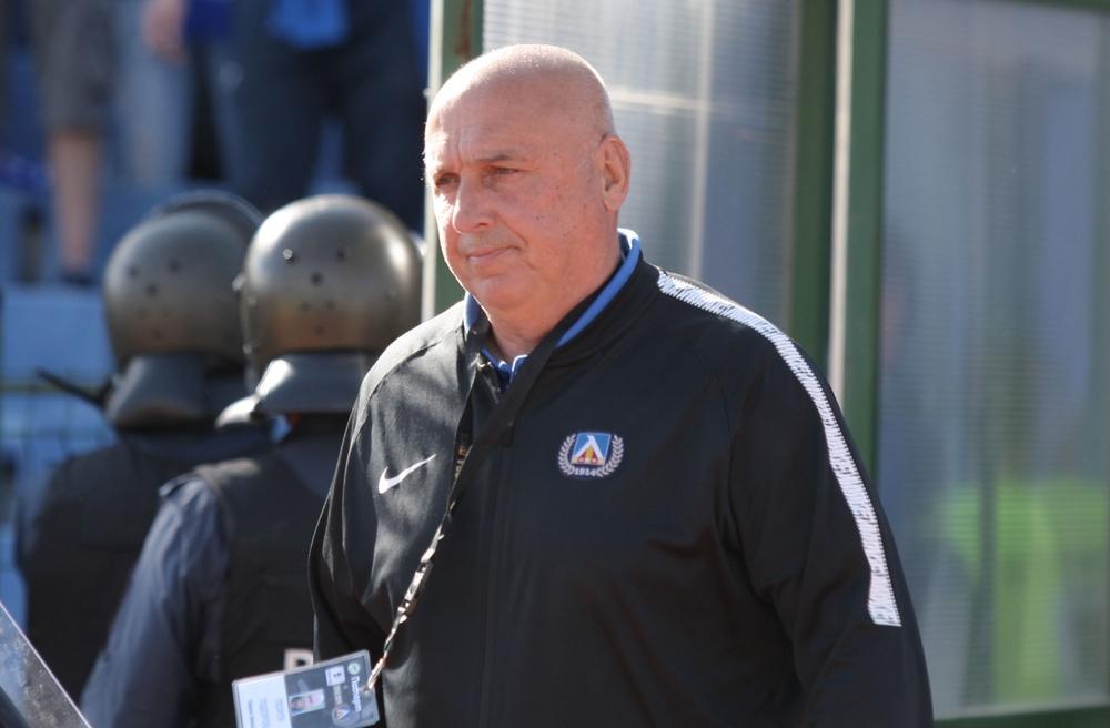 Старши треньорът на Левски Георги Тодоров бе разочарован от загубата