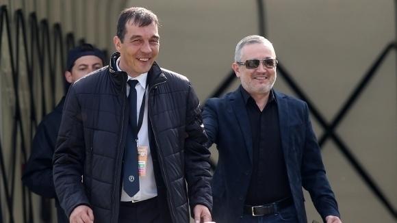 Изпълнителният директор на Лудогорец Ангел Петричев изрази оптимизъм след победата