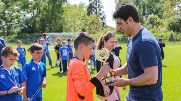 След оспорван финал днес срещу Левски младите футболисти на Вардар