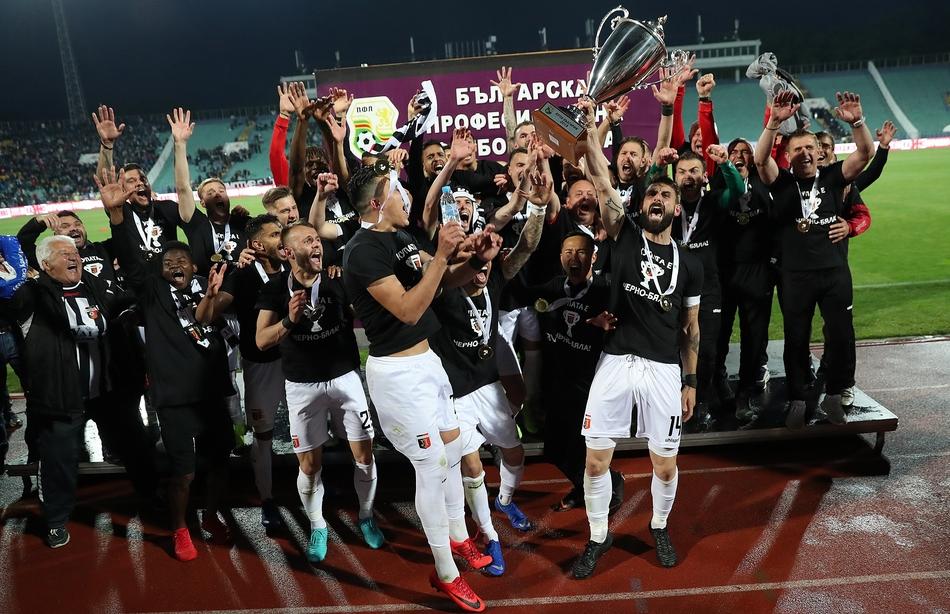 Бранителят на Локомотив (Пловдив) Асен Георгиев се раздели с клуба.