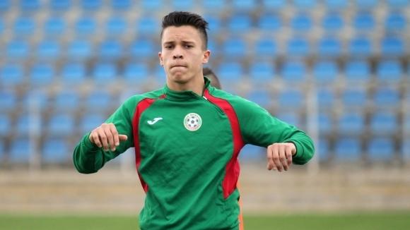 Селекционерът на младежкия национален отбор на България Александър Димитров обяви