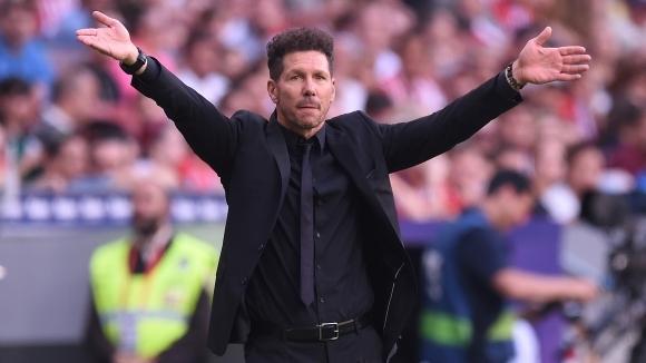 Старши треньорът Диего Симеоне ще остане в Атлетико Мадрид въпреки