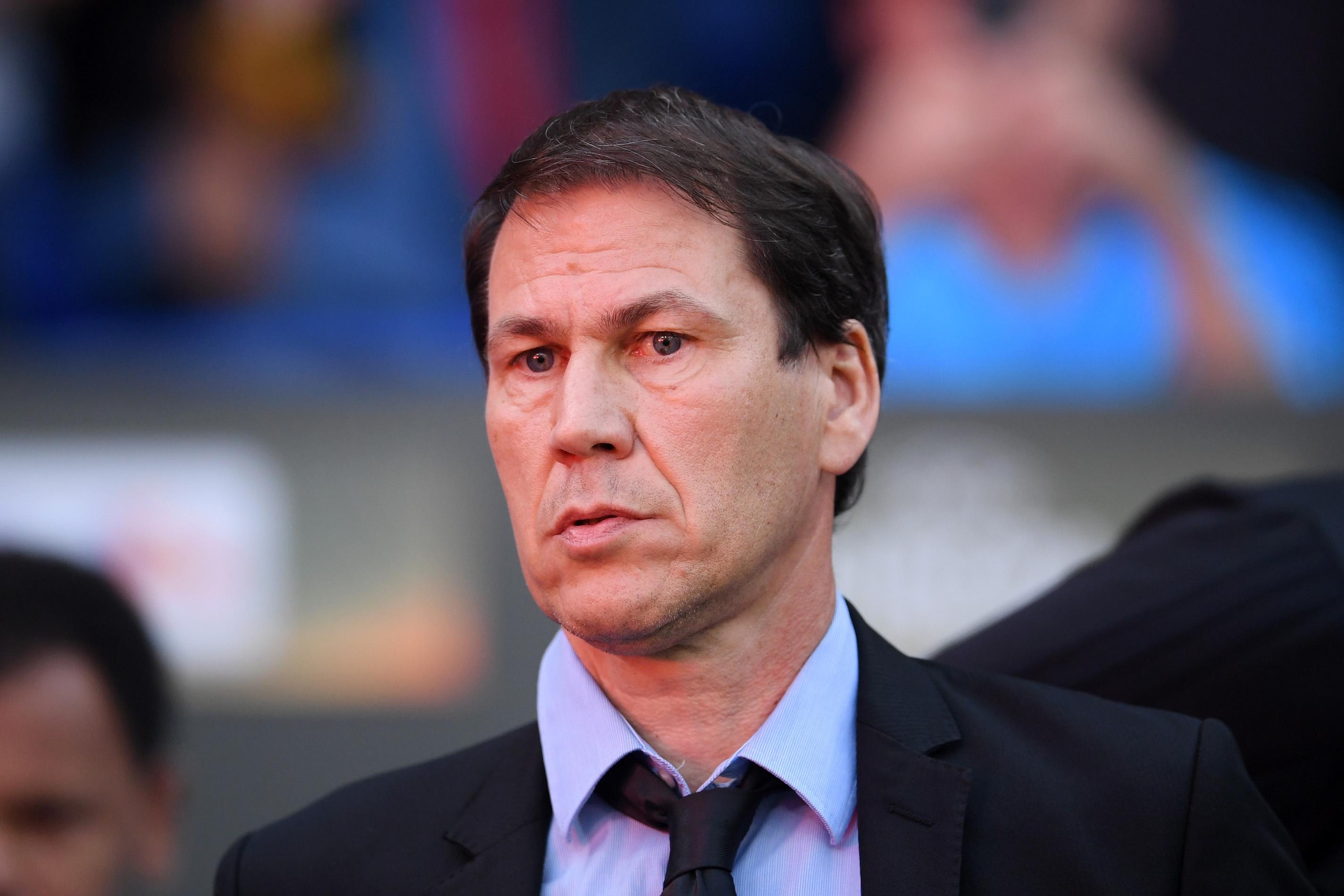 Старши треньорът на Марсилия Руди Гарсия ще напусне отбора в