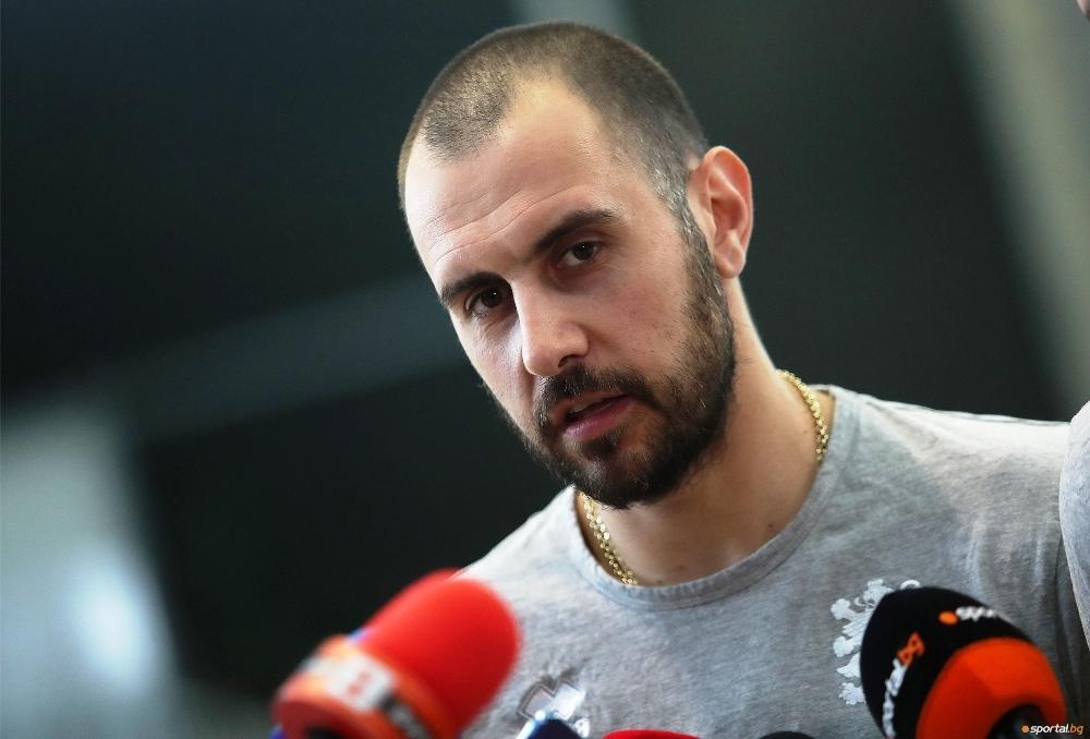 Волейболният национал Валентин Братоев заяви по време на днешната открита
