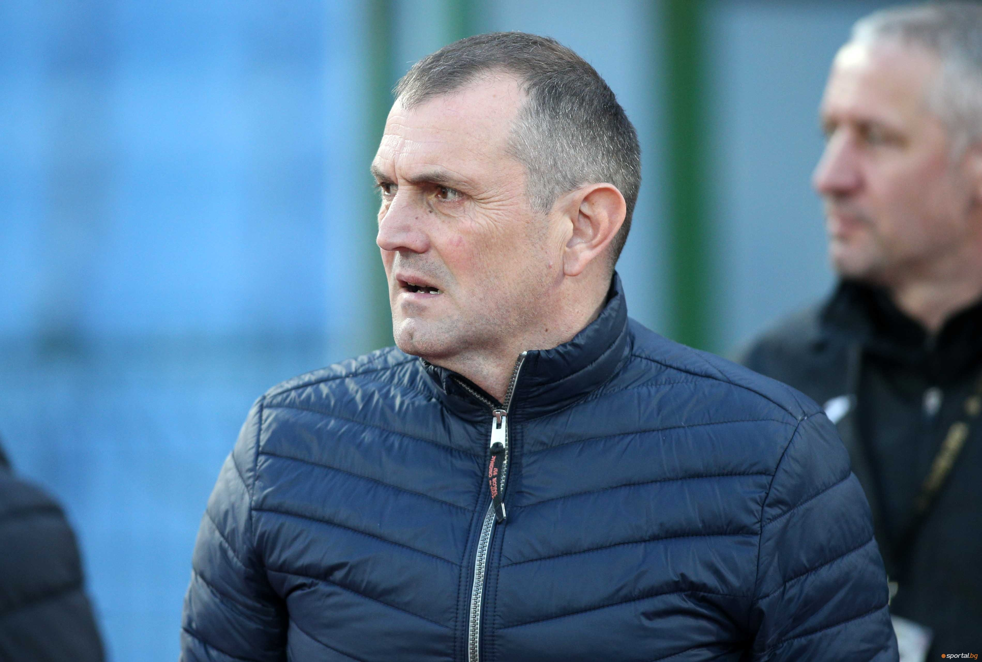 Старши треньорът на Славия Златомир Загорчич определи групата на Славия