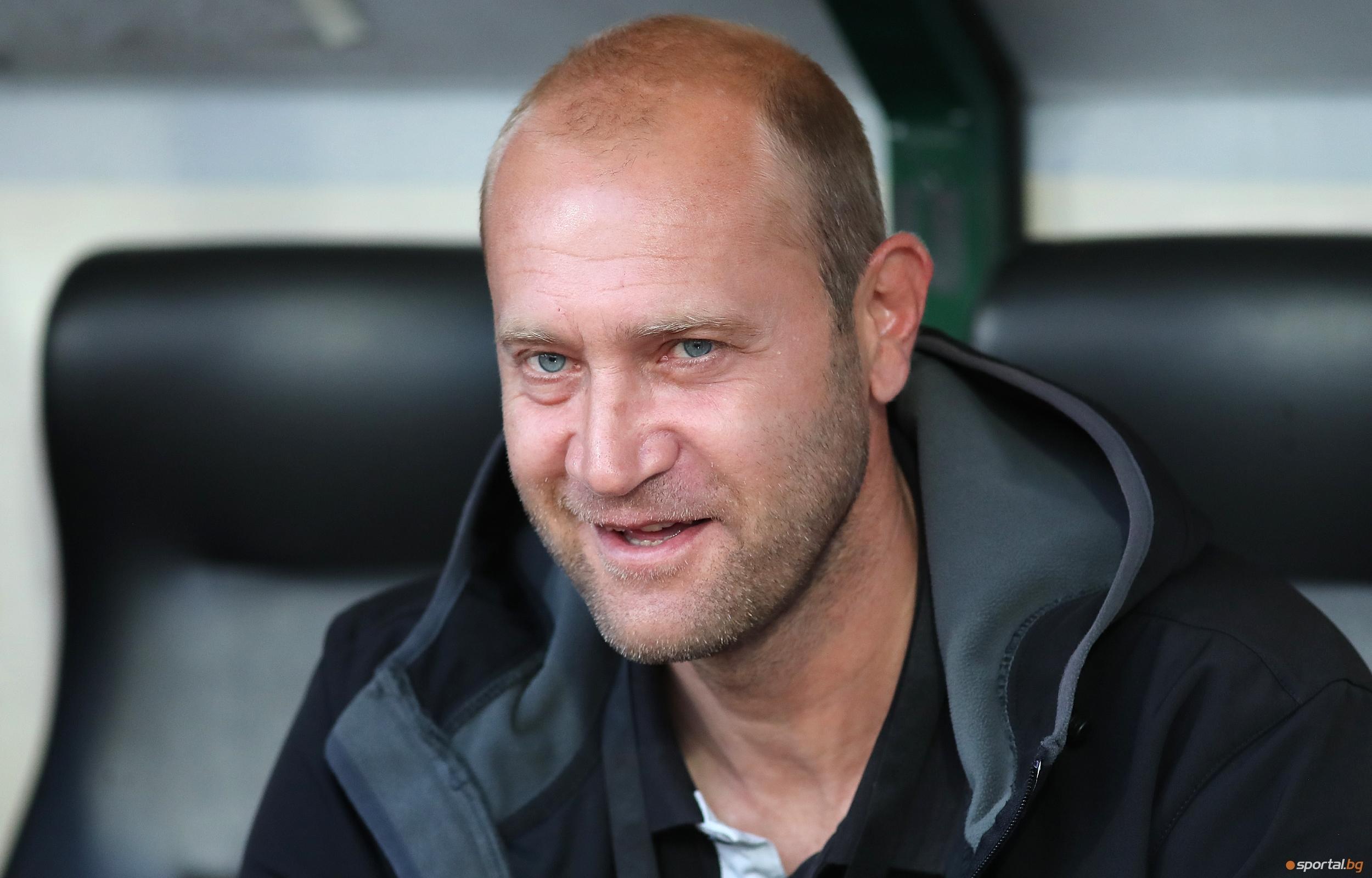 Треньорът на Септември (София) Мариян Христов коментира поражението с 2:3