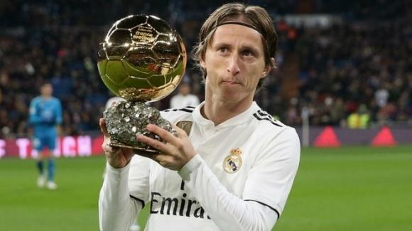 Полузащитникът на Реал Мадрид Лука Модрич изкара сив сезон на