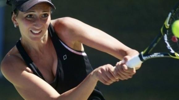 Българката Александрина Найденова отпадна във втория кръг на турнира по