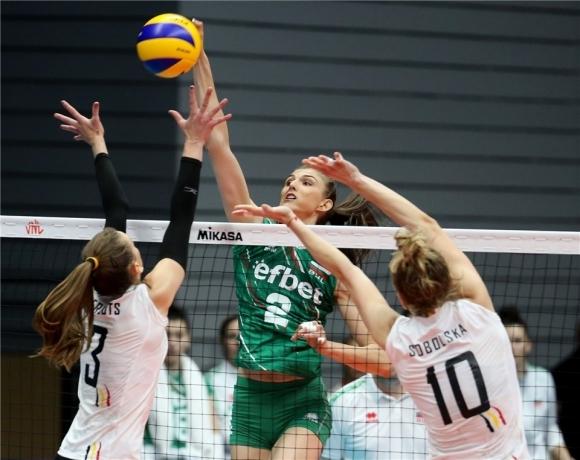 Националката Нася Димитрова бе доста критичка след загубата на България