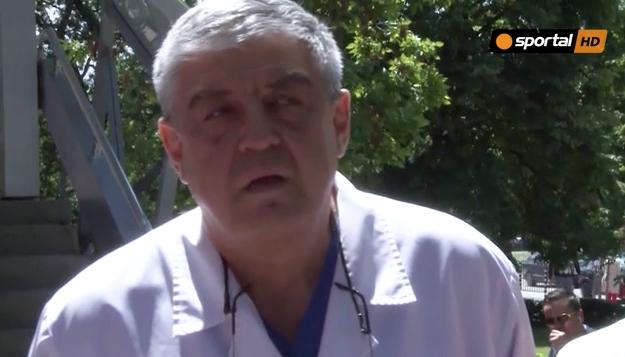 Един от най-добрите хирурзи в България д-р дмн Антони Филипов
