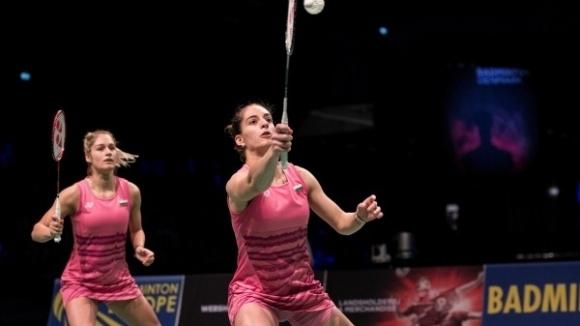 Европейските шампионки Габриела и Стефани Стоеви категорично отрекоха, че решението