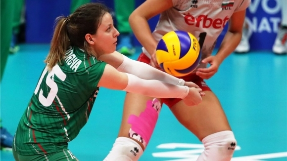 Либерото на женския ни национален волейболен отбор Жана Тодорова коментира