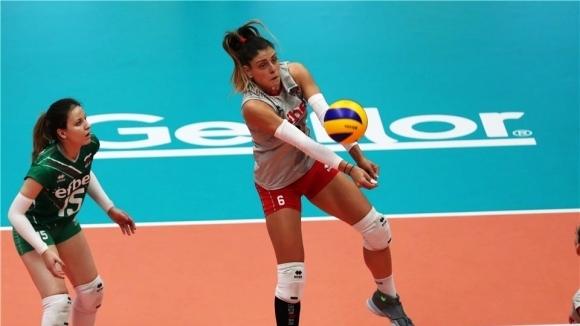Волейболната националка Мирослава Паскова заяви категорично след първите три мача