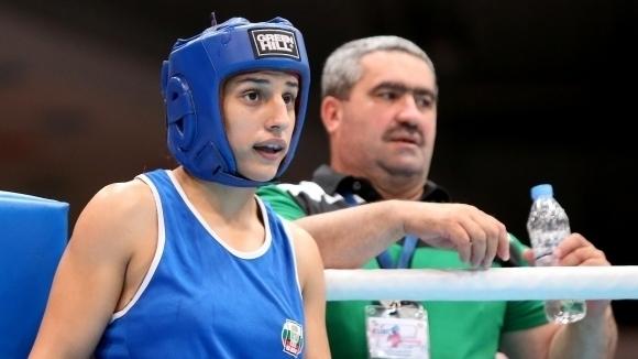Българката Мелис Йонузова се класира за финала в категория до