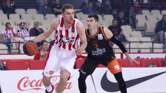 Олимпиакос приключи участието си в гръцкото първенство, след като резултатите