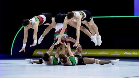 Българските състезатели при мъжете и при жените се представиха много