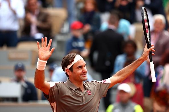 """Носителят на рекордните 20 титли от """"Големия шлем"""" Роджър Федерер"""