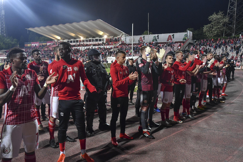 Отборът на ЦСКА-София стартира лятната си подготонка на 9 юни,