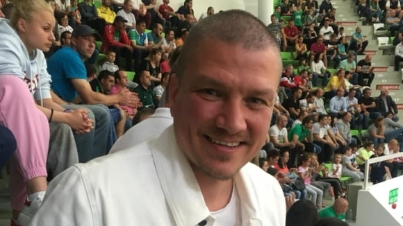 Наставникът на мъжкия баскетболен отбор Спартак (Плевен) Александър Дяковски беше