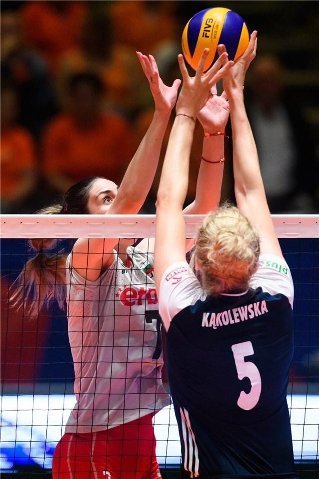 Капитанът Лора Китипова заяви, че отборът има потенциал, но трябва