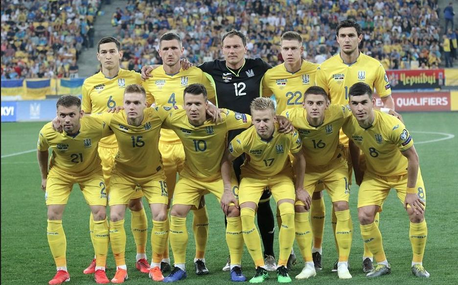 Тимът на Украйна постигна максимума от двете си поредни домакинства