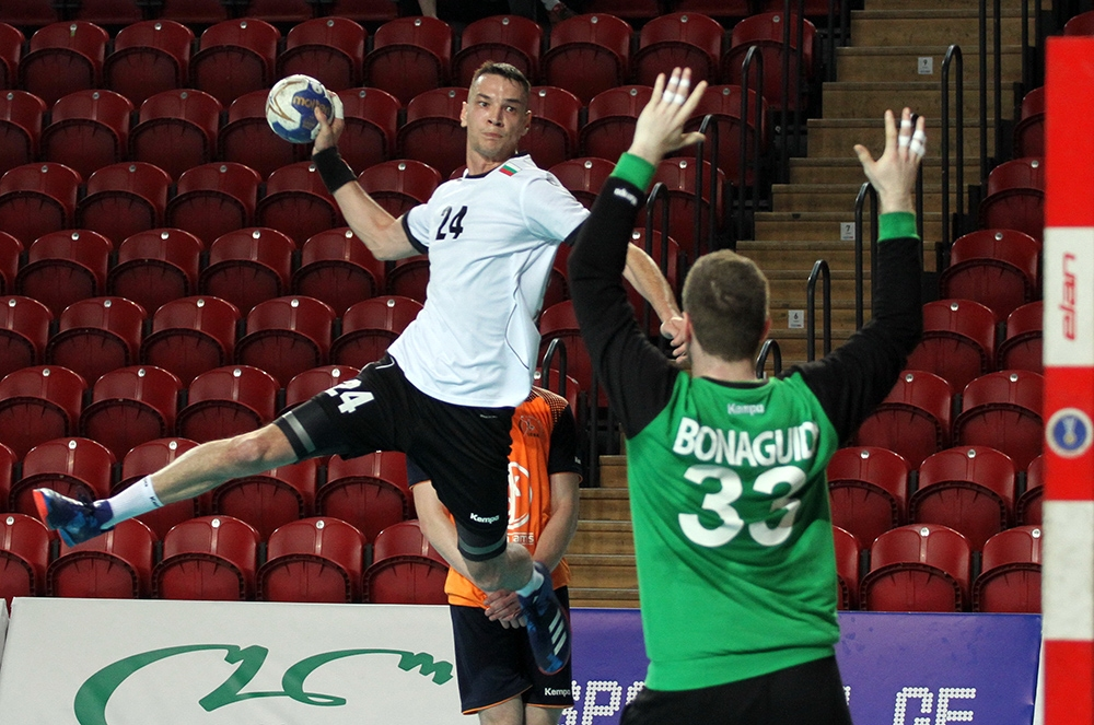 Мъжкият национален отбор на България продължава победната си серия на
