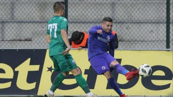 Новакът в Първа футболна лига Арда (Кърджали) подписа договор за