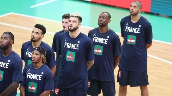 Селекционерът на Франция Венсан Коле ще разчита на най-добрите баскетболисти